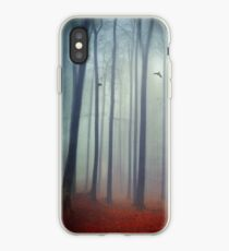 Foggy Forest iPhone Case