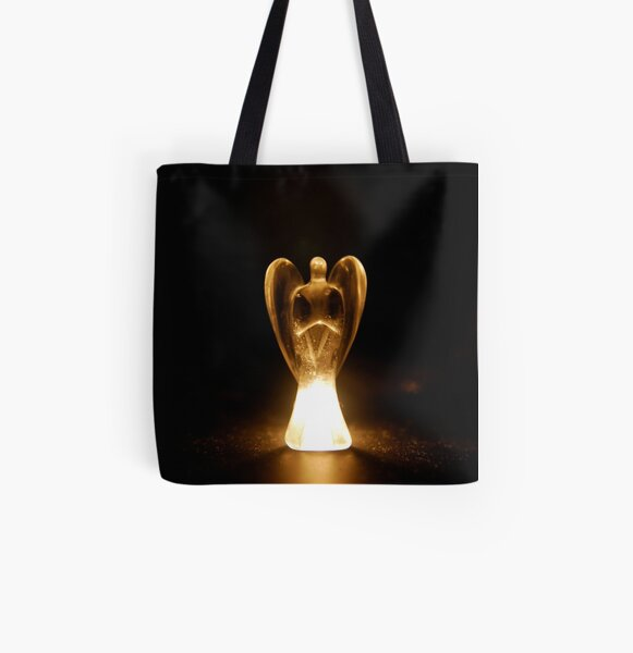 angelic All Over Print Tote Bag
