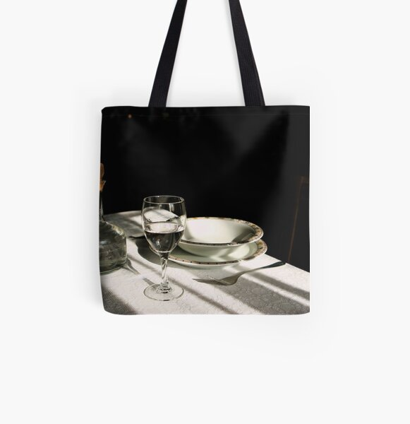 The Simple Things All Over Print Tote Bag