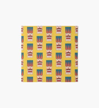 Nutcracker Army 01 (Patterns Please) Art Board Print