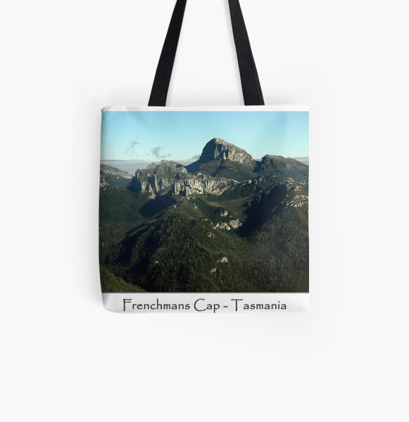 Frenchmans Cap ~ Tasmania  All Over Print Tote Bag