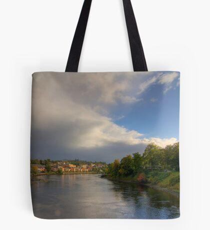 Along the River Tote Bag