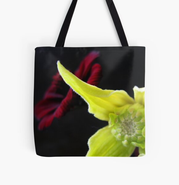 composition All Over Print Tote Bag