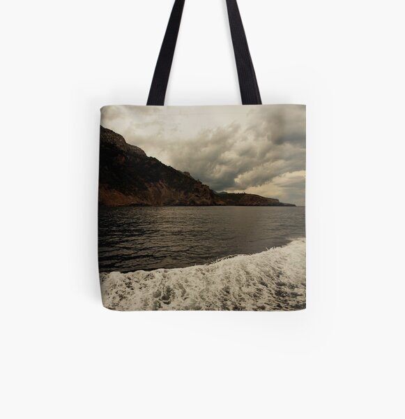 Before The Storm  All Over Print Tote Bag