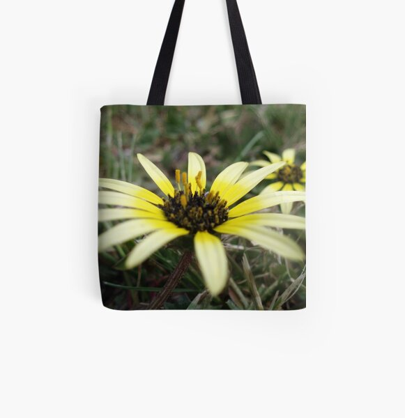 Dandilions All Over Print Tote Bag