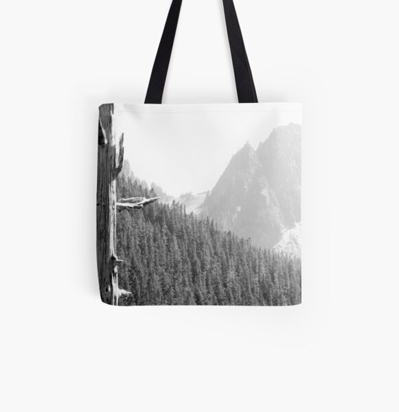 Lonesome Pine All Over Print Tote Bag