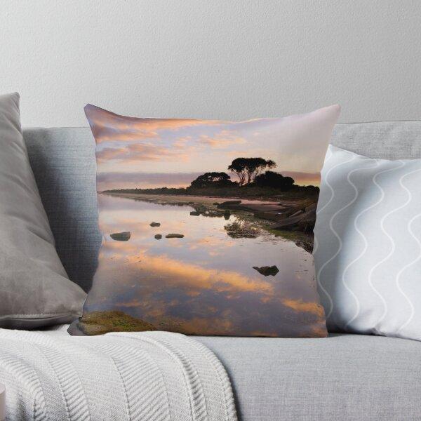 Point Henry Sunrise Throw Pillow