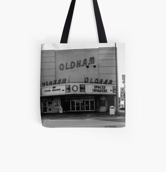Oldham-Winchester Tennessee All Over Print Tote Bag