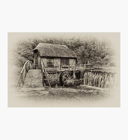 Gomez Mill / Antique  Photographic Print