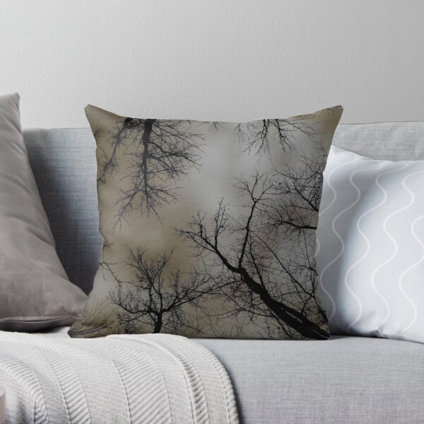 More Poetry Throw Pillow