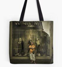 A la moda de Paris Tote Bag