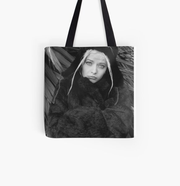 Irish Girl All Over Print Tote Bag