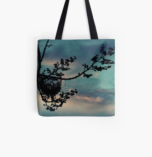 nest All Over Print Tote Bag