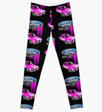 Rosa Esc Leggings