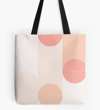 Retro Tiles 09 #redbubble #pattern Tote Bag