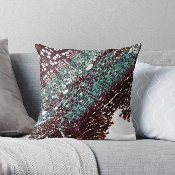 Sambucus Lentical 10x Throw Pillow