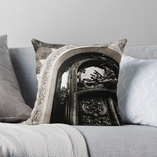 Detail Buenos Aries Throw Pillow