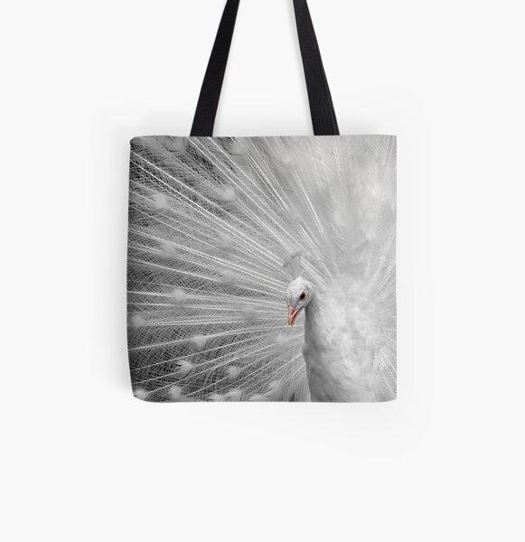 White Princess All Over Print Tote Bag