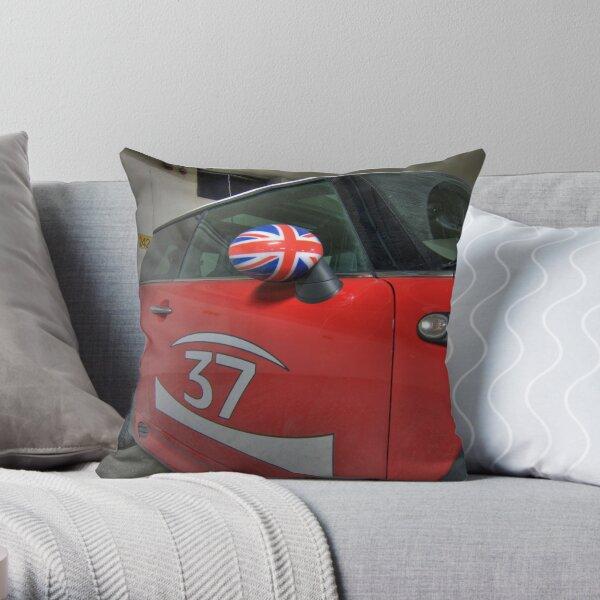 GB 37 Throw Pillow