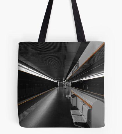 Deeper Underground Tote Bag