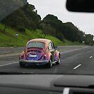 Volkswagen Custom Painted Beetle by sl02ggp