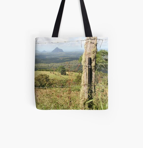 The Fence All Over Print Tote Bag