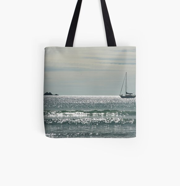 Morning Dream All Over Print Tote Bag