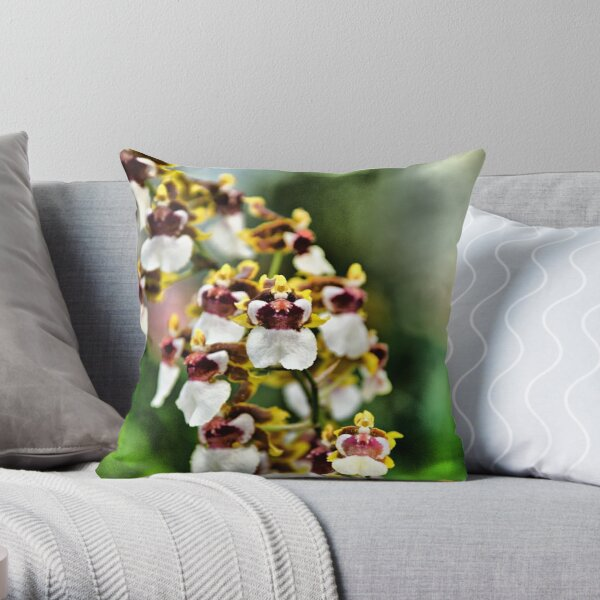 Dutch Maidens Throw Pillow
