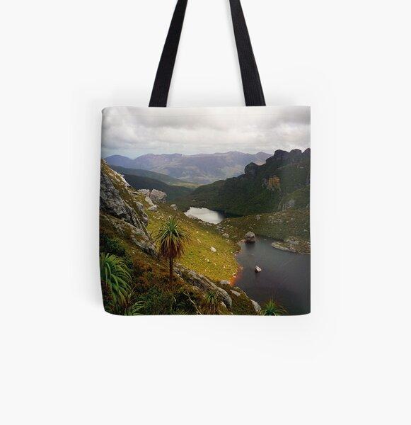Lake Uranus All Over Print Tote Bag