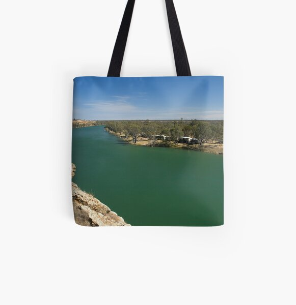 The Mighty Murray. All Over Print Tote Bag