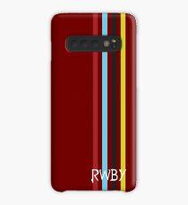 RWBY Streifen Hülle & Klebefolie für Samsung Galaxy