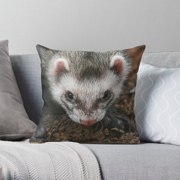 You Lookin at ME! Throw Pillow
