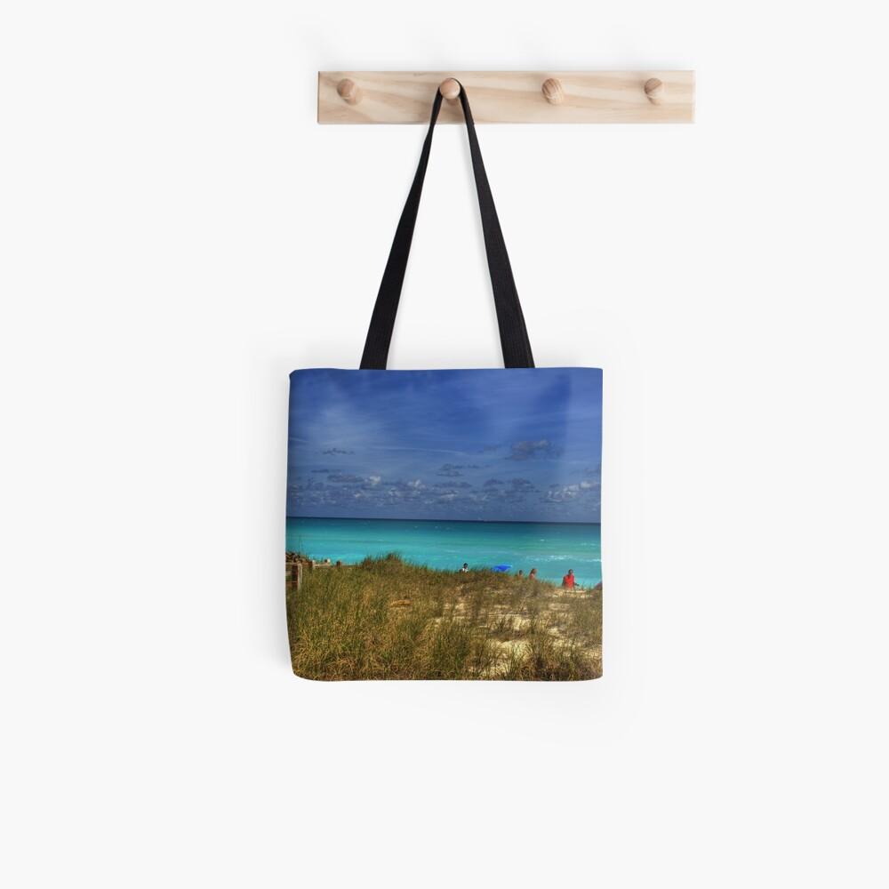 Beach Hike Tote Bag