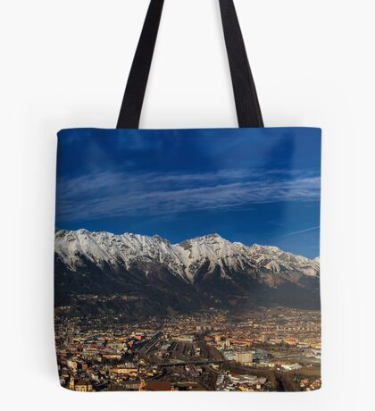 The City I live in... Tote Bag