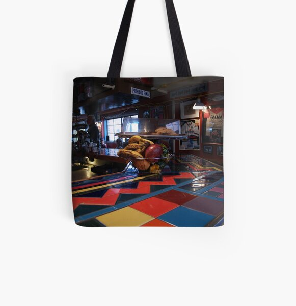 DGN Counter II All Over Print Tote Bag