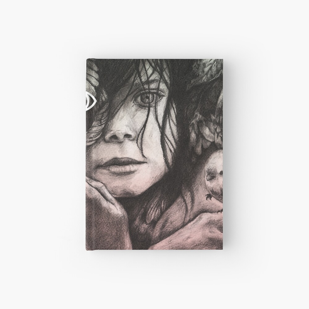 The Woods Hardcover Journal