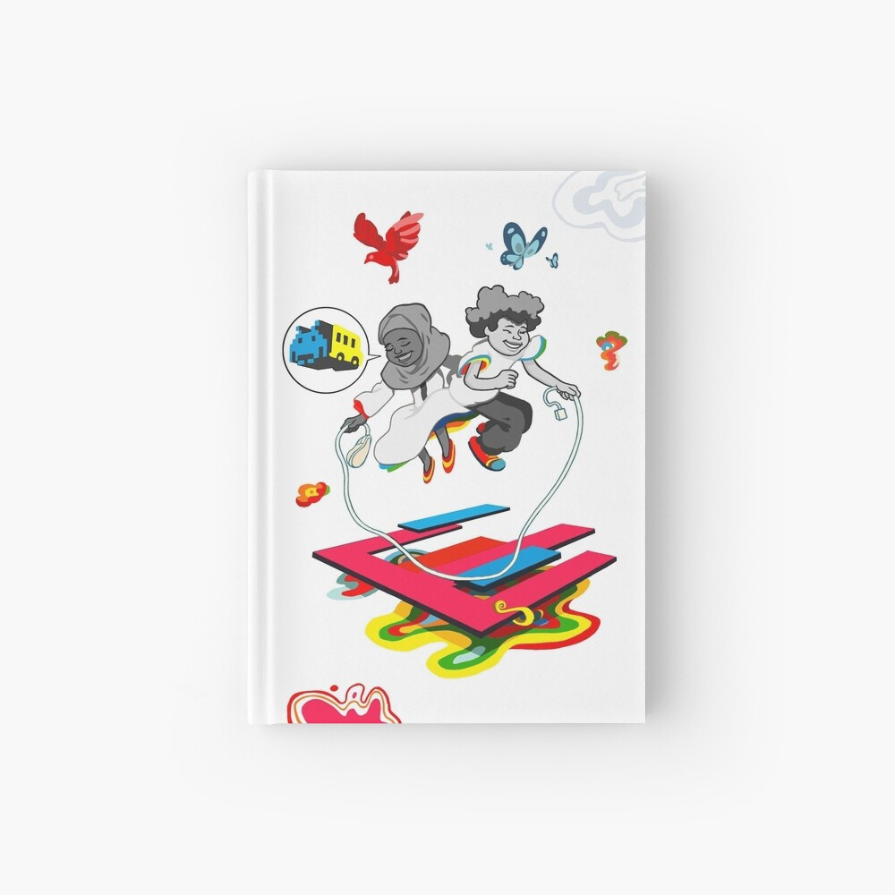 inclusion  Hardcover Journal