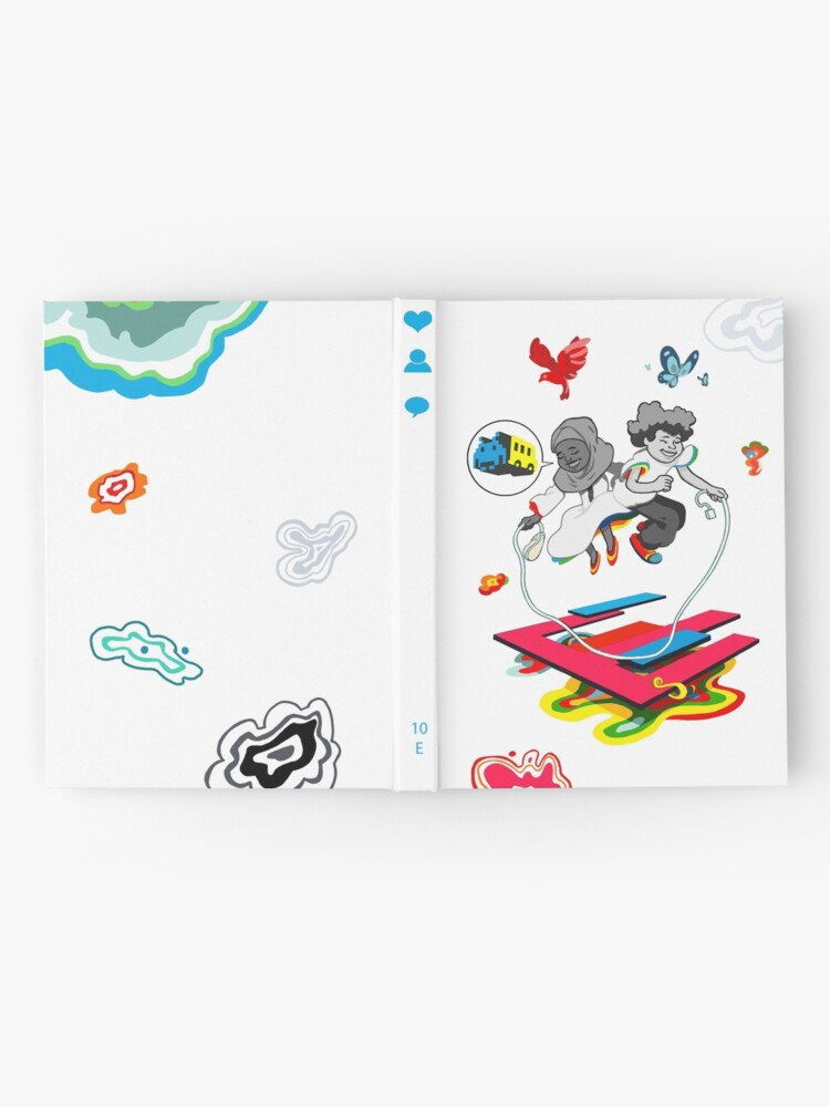Alternate view of inclusion  Hardcover Journal