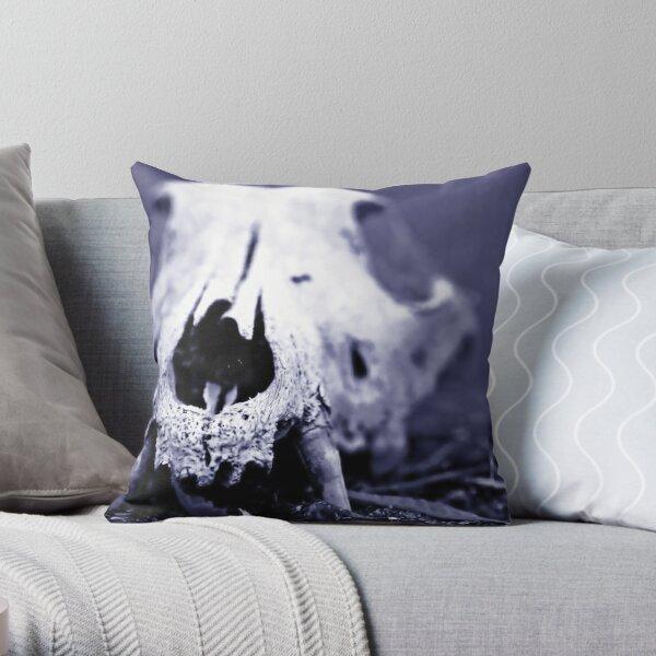 Shake Dog Shake Throw Pillow
