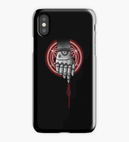 Hand of the Alchemist iPhone Case