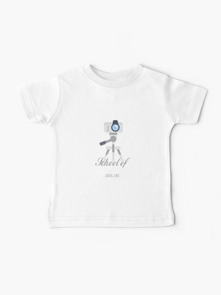 Prompto S School Of Photography Final Fantasy Xv Baby T Shirt