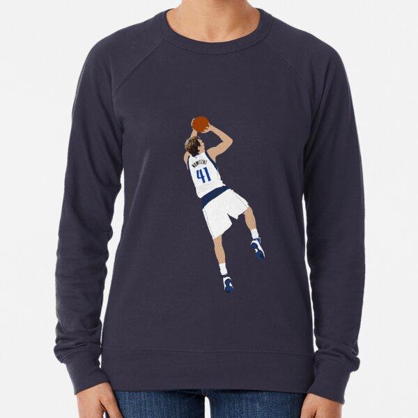 Dirk Nowitzki 41 Lightweight Sweatshirt