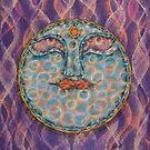 Buddha Moon by wigget