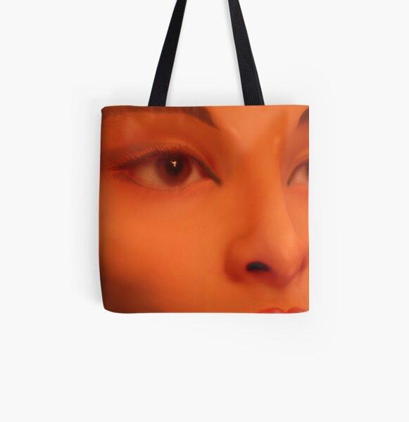 Nefertiti All Over Print Tote Bag