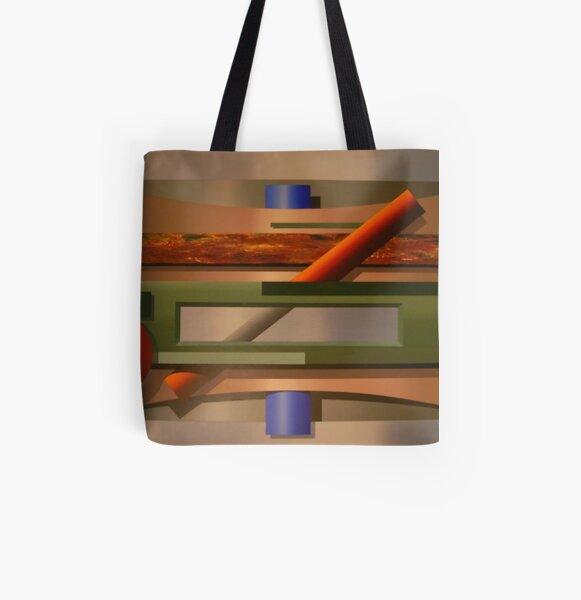 LIFE All Over Print Tote Bag