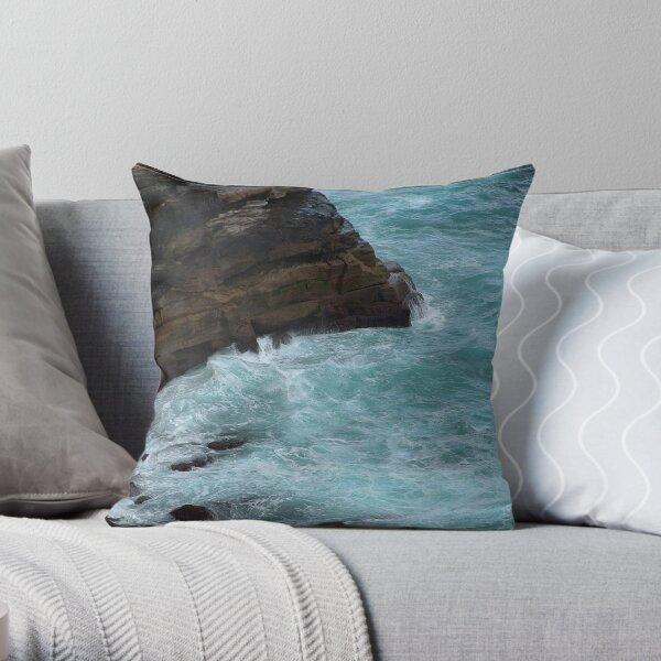 South Head Sydney Throw Pillow