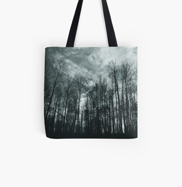 Reaching Heavenward All Over Print Tote Bag
