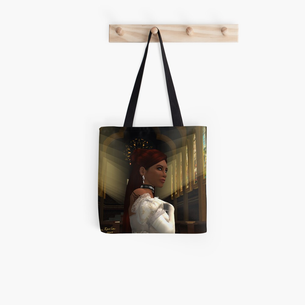 Jitters Tote Bag