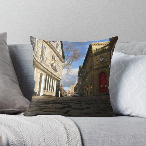 Elm Hill Throw Pillow