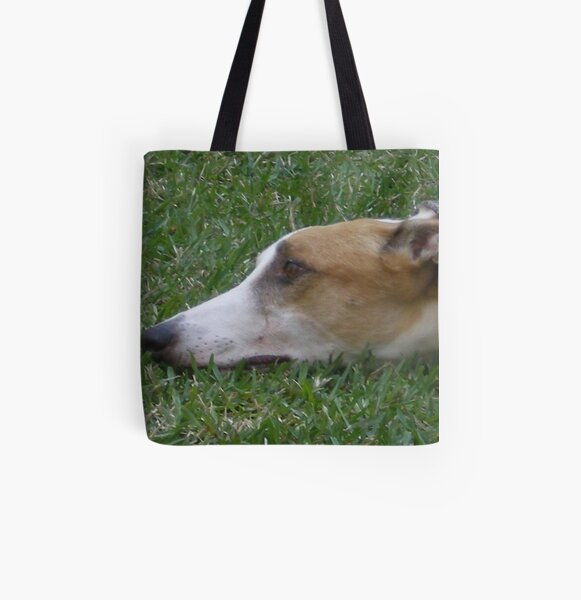Dreaming of the Run All Over Print Tote Bag